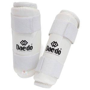 Protección para antebrazo confort blanco Daedo para Taekwondo
