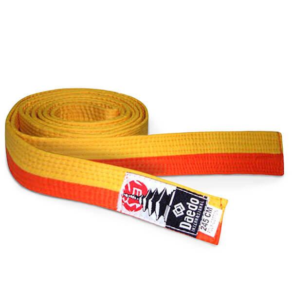 Cintur n amarillo naranja daedo colombia - Amarillo naranja ...